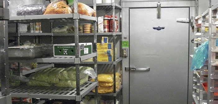 Depending on the specific needs of each professional kitchen, We can find exclusive chambers for frozen products.