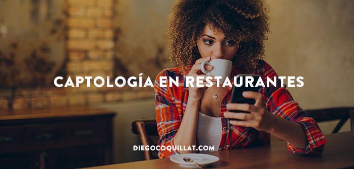 Captología en restaurantes