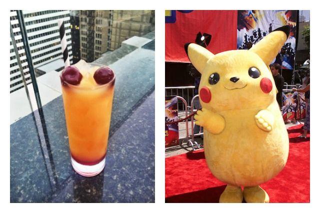 inspiré par Pikachu Cup