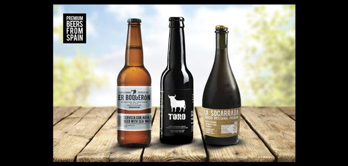 The Craft Premium Beer Socarrada. Chefs et Sommeliers décrits par l'une des meilleures saveurs du monde.
