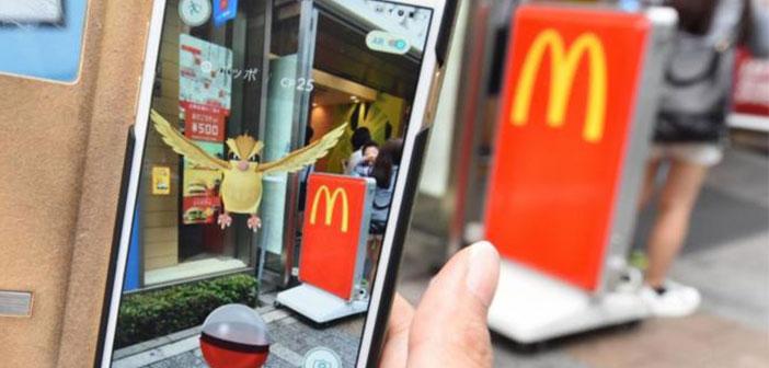 McDonald's tiene previsto hacer un llamamiento a los jugadores para evitar que se conviertan en una molestia para aquellos clientes que van a degustar una hamburguesa.