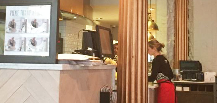 Restaurants looking very fast services, so apart from the POS terminals at peak times the restaurant staff expands.