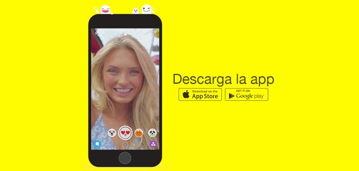 Snapchat se trouve actuellement dans les applications les plus téléchargées dans le monde avec Facebook, WhatsApp, Gazouillement, YouTube entre autres.