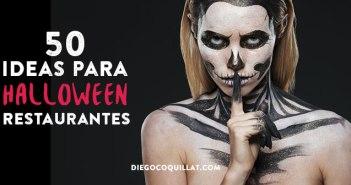 50 ideas para tematizar un restaurante en Halloween