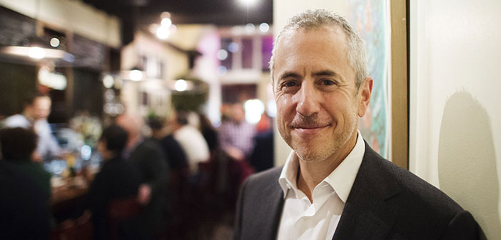 Danny Mayer is the founder of Shake Shack and President of Union Square Hospitality Group hotelier.