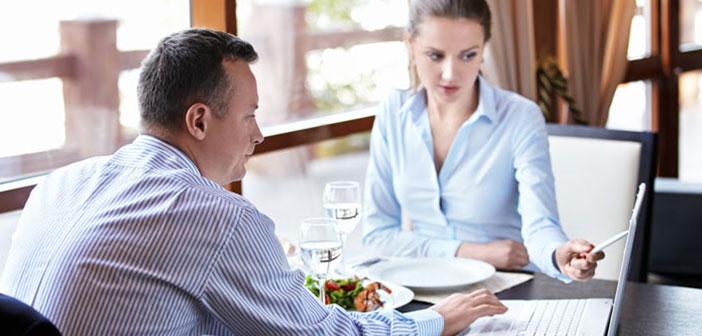 La teoría del umbral de rentabilidad aplicada a un restaurante.