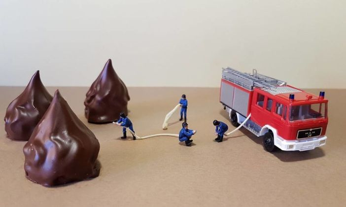 Collection: 40 desserts amazing scenes that recreate thumbnails