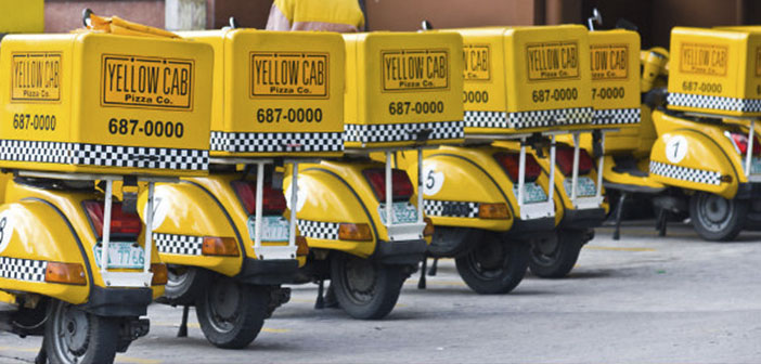 Another tactic to increase the income of a restaurant is to implement a food delivery service.