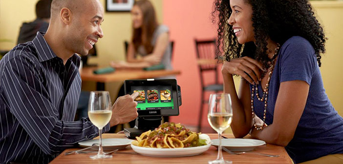 Mandatory innovation for POS terminals and other systems of your restaurant.