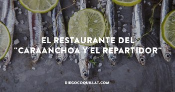 """El """"Cara-Anchoa"""" y el """"Repartidor que reparte"""" abrirán un restaurante en Alicante"""