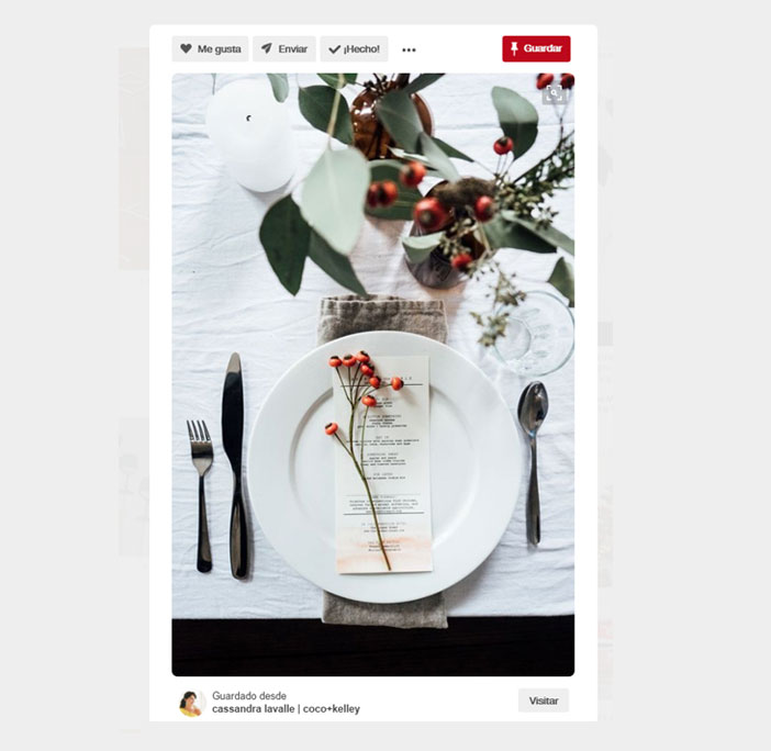 Pinterest works very well in the long terms, better than any other social network, but new content encourage people to interact and thus help us grow faster.