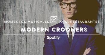 Música para Restaurantes: 50 canciones de crooners actuales con sabor a Navidad