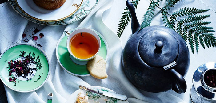 The tea: a high economic margin for your business.