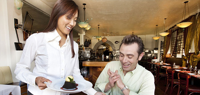 Profitability and solvency of the restaurants are directly related to service excellence, and we must take care to get good reviews online.