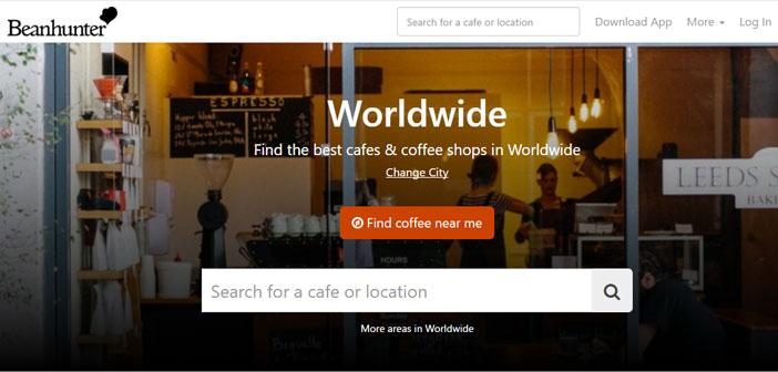 Cette application est conçue pour le café de voyageurs et nous permet de découvrir les meilleurs cafés dans notre environnement, où que nous soyons.