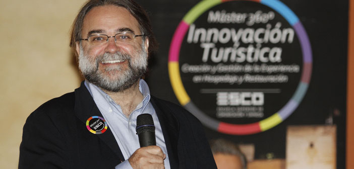 Fernando Gallardo is critical of hotels in the country.