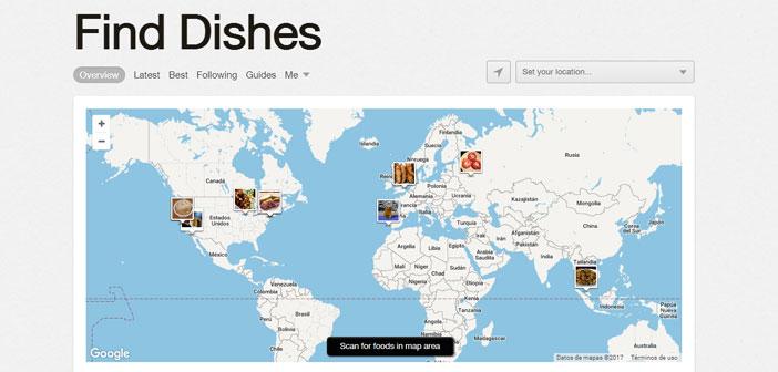 Cette application est une énorme collection de recommandations graphiques sur les restaurants, ou ce qu'il est le même, Il est une sorte de Instagram alimenté par des photos de gastronomes dans différents restaurants.