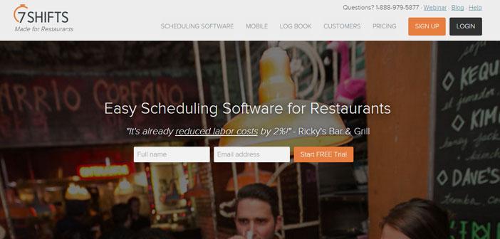 Esta práctica aplicación permite al gerente de un restaurante subir rápidamente los horarios de sus trabajadores a Internet y que estos sean visibles al instante.