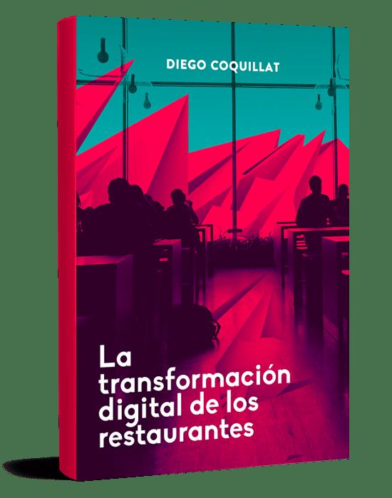 """Diego Coquillat """"La transformación digital de los restaurantes"""""""