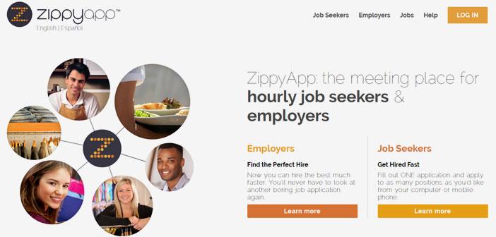 Esta aplicación facilita tremendamente a los gerentes de restaurantes la ardua tarea que supone la contratación de los solicitantes de empleo.