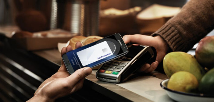 Payment via smartphone has become trend and has exponential growth possibilities unlimited.