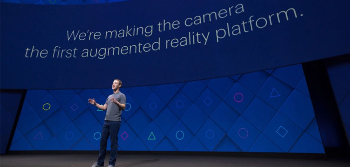 AR Frame Studio and Studio will 2 tools that developers can use within the platform to create countless content, using augmented reality and 3D trackeo.