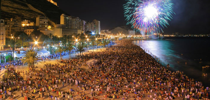 It is a celebration of much roots in several regions of Spain. In these areas, the hotel itself has movement because people who come attracted by the famous bonfires of San Juan on 23.