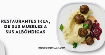Restaurantes IKEA, de sus muebles a sus albóndigas