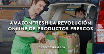 Amazon quiere revolucionar la compra online de productos frescos