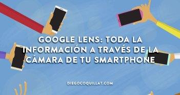 Google Lens o cómo obtener información de un restaurante con la cámara de mi smartphone