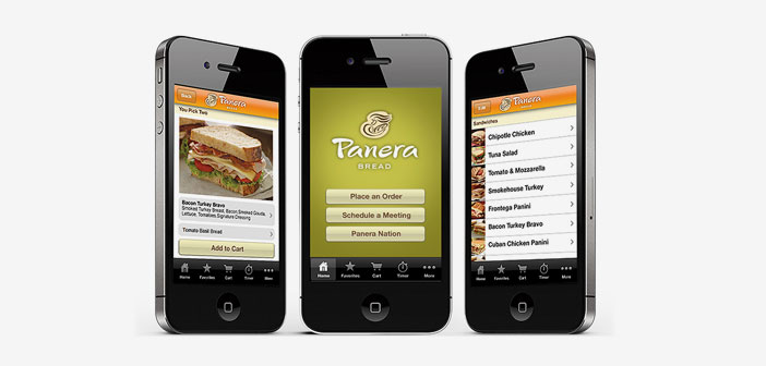 Panera Bread improves their accounts thanks to digital orders