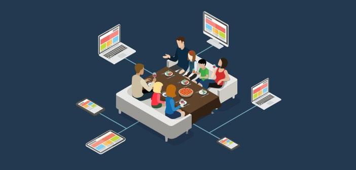 restaurants Big Data et de numérisation.