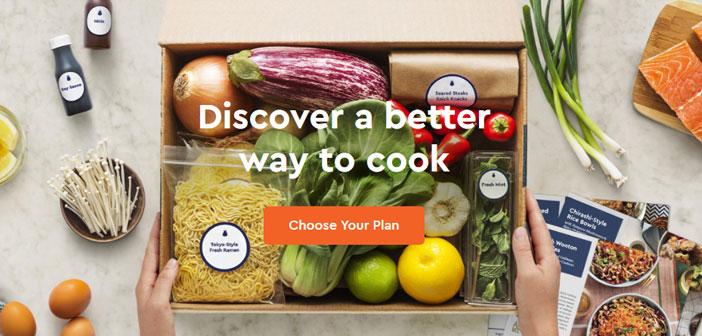 Beaucoup de ces kits alimentaires sont basées sur des valeurs ou promouvoir des habitudes alimentaires, lié à un mode de vie sain. En outre, pour recevoir les ingrédients exacts ne produit pas les déchets alimentaires.