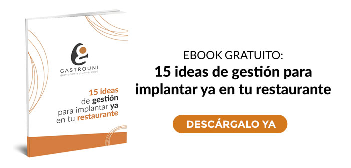 """Livre électronique Gastrouni: & Quot; 15 à mettre en œuvre des idées de gestion déjà dans votre restaurant"""""""