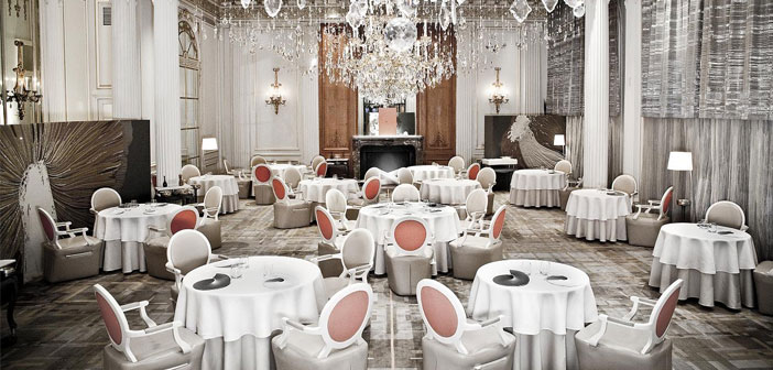 """I remember a few words telling me Denis Courtiade, Director and Head of Alain Ducasse au Room Plaza Athenee in the last HOST2016 Congress of Basque Culinary Center where I had the honor to participate; & Quot; when the customer has left the restaurant is when true service begins"""""""