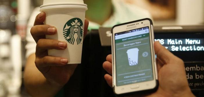 Il y a déjà plusieurs joueurs aux Etats-Unis qui vendent ces solutions et sont apparemment très bien reçu (la 29% Starbucks commandes aux États-Unis en 2017 Ils ont été faites grâce à son application).