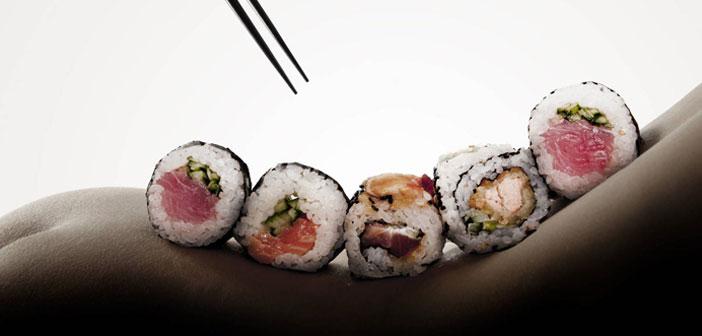 Otro punto a destacar es que la carga erótica no está reñida con la buena cocina, y estos restaurantes se han especializado en determinado tipo de producto, como puede ser el sushi, postres especiales o la comida orgánica.
