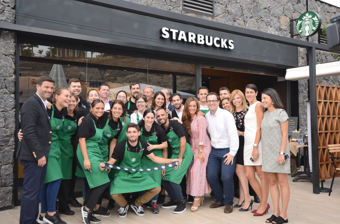 Starbucks expands its number of cafes in Spain with a new opening in Tenerife, particularly in SiaMMall
