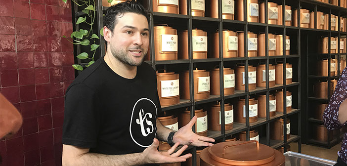 TS Teas: Store-bar specializing in teas with more than 60 different varieties from all over the world and the highest quality. To