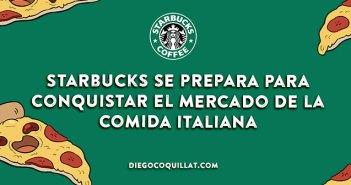 Starbucks se prepara para conquistar el mercado de la comida italiana