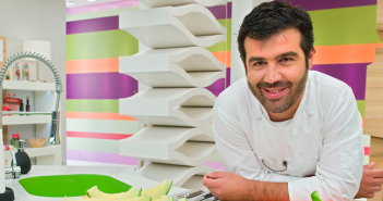 Cocina de vanguardia casera con el chef Bruno Oteiza