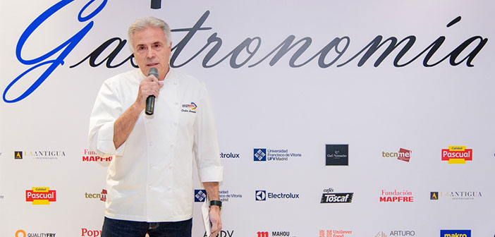 Contestants were evaluated by a jury composed of the presidents of each regional selection, along with Pedro Larumbe. vice president of Facyre.