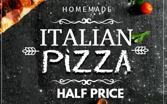 Italien-pizza prospectus