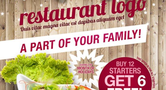 Restaurant-Flyer-A5