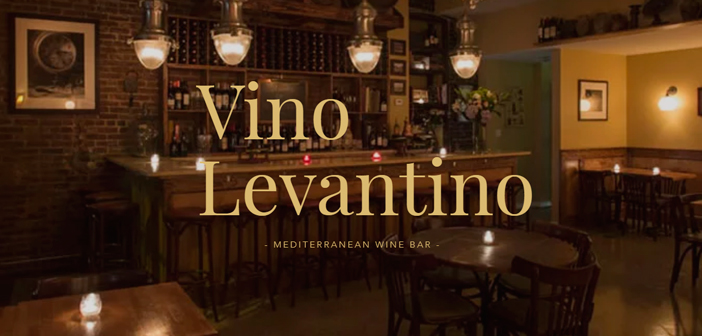 wine Levantine, It is a WineBar of the Big Apple. In this place, All desserts are delicious, but it is not always easy to know what to choose, because the names do not clarify much about their appearance, and taste.