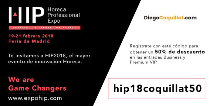 Discount 50% - HIP