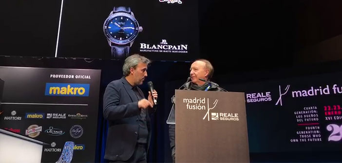 Diego-Coquillat-participa-junto-a-Jose-Carlos-Capel-en-la-apertura-de-Madrid-Fusion2018