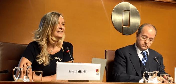 """""""Este año, el congreso contará con 8 escenarios, 6 keynotes, 8 summits y 250 speakers internacionales"""",explica Eva Ballarín, directora del programa del congreso."""