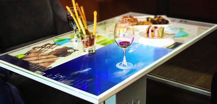 Le résultat, toujours essayer d'améliorer l'expérience client, Il a conduit à la création de nouvelles façons de comprendre et de l'approche de la gastronomie, rendant la technologie une cuisine de la réalité.