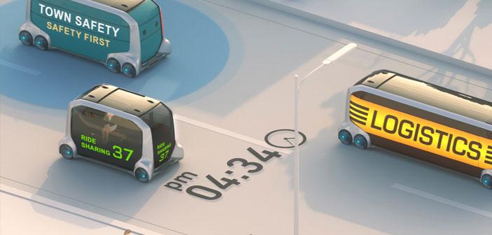Toyota dans la recherche et la production du transport autonome
